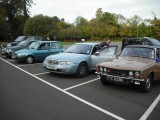 Classic Rover Club End of Season Run 2012