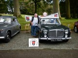 The Lakes All Rover Rally at Holker Hall 2011