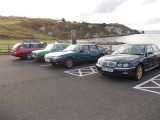 CRC(NI) Rover Heritage Day - 14 September 2013