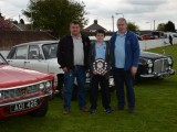 Ballymoney OVC Annual Rally - 9th May 2015