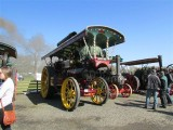 Shane's castle Steam Rally - 4th May 2015