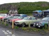 County Antrim Road Run with Rover P6 Club - 19th June 2016
